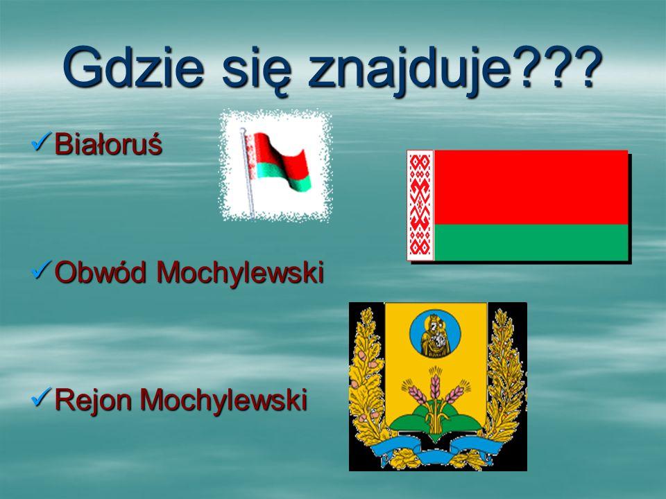 Kilka informacji Mohylew, Mahilou, Mogilow, Mogilew, miasto we wschodniej części Białorusi.