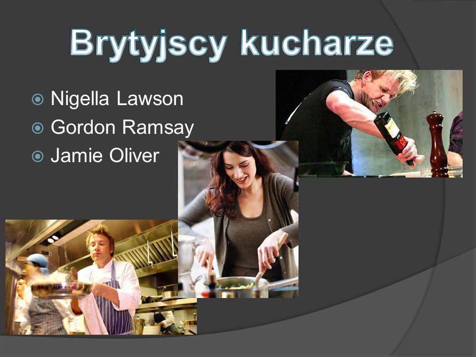 Nigella Lawson Gordon Ramsay Jamie Oliver