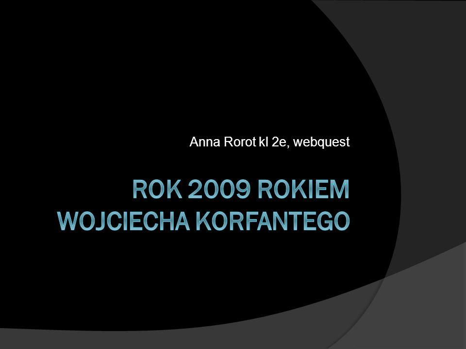 Anna Rorot kl 2e, webquest