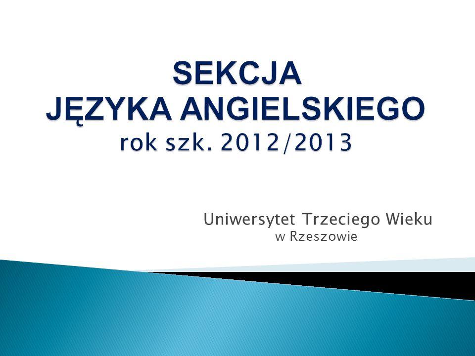 Uniwersytet Trzeciego Wieku w Rzeszowie