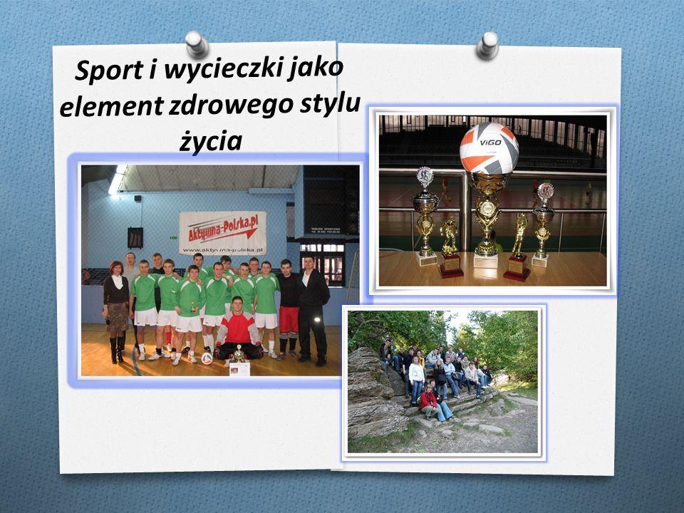 Sport i wycieczki jako element zdrowego stylu życia