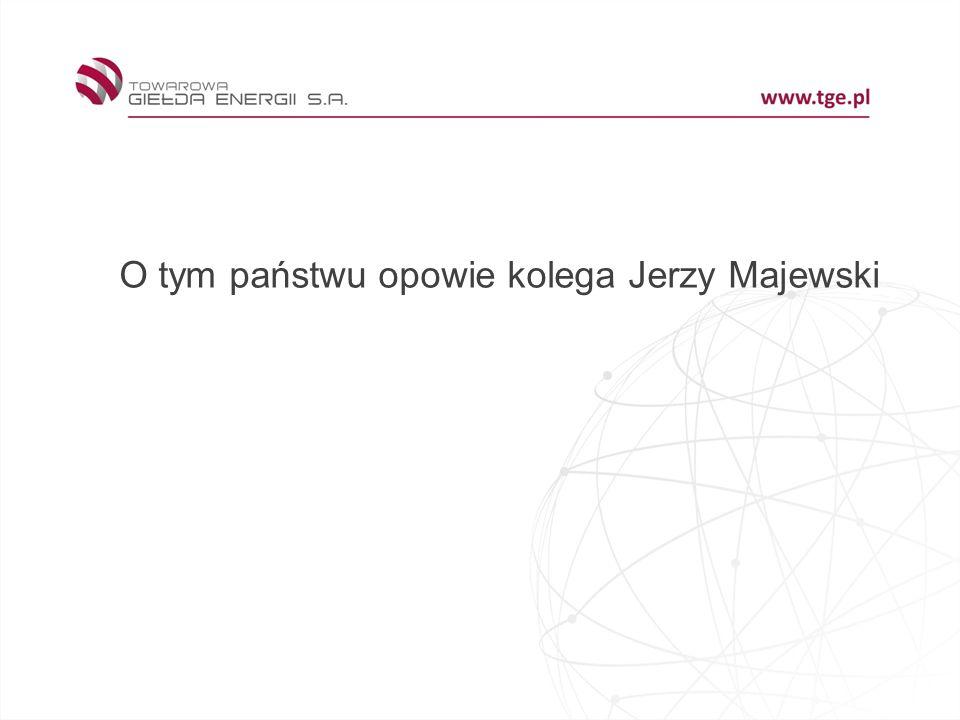 O tym państwu opowie kolega Jerzy Majewski