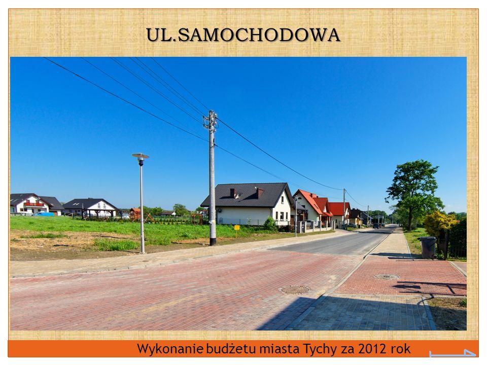 UL.SAMOCHODOWA