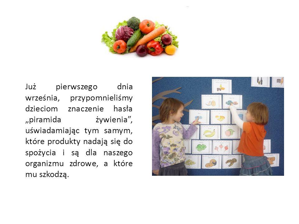 Nauczycielki naszego przedszkola również starają się jak najwięcej dowiedzieć na temat zasad zdrowego odżywiania.