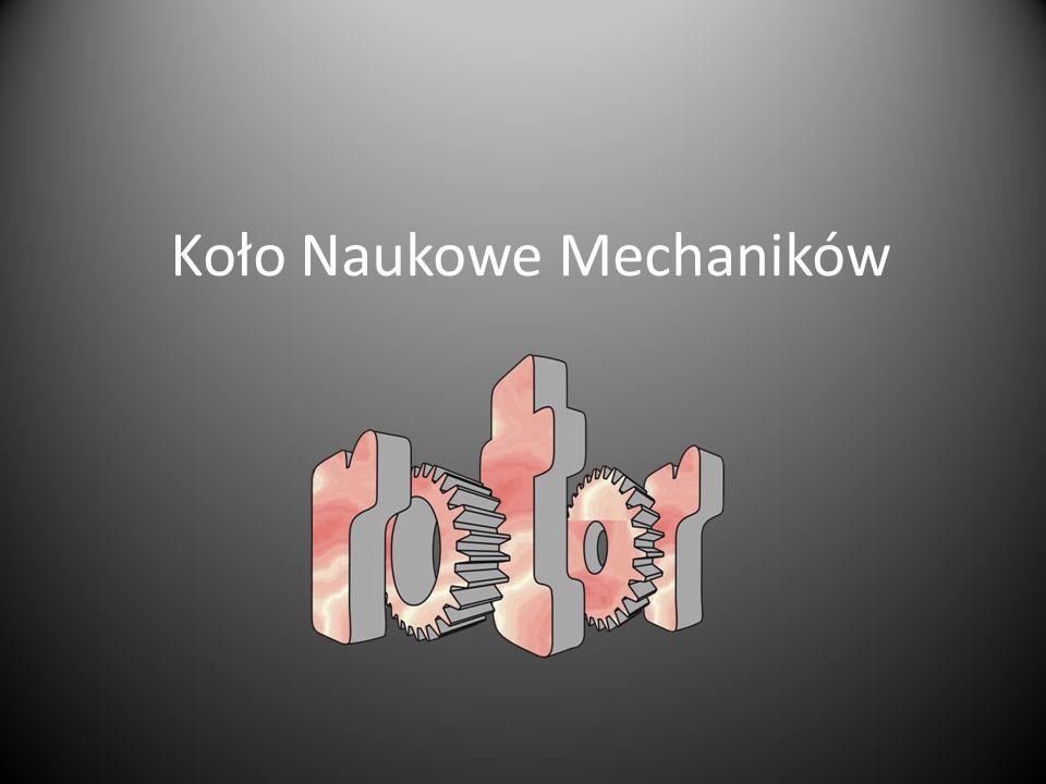 O nas Rotor to Koło Naukowe Mechaników założone w 2002 roku przy Instytucie Inżynierii Mechanicznej Politechniki Warszawskiej filii w Płocku przez grupę ambitnych i twórczo nastawionych studentów.