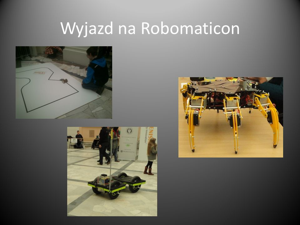 Wyjazd na Robomaticon