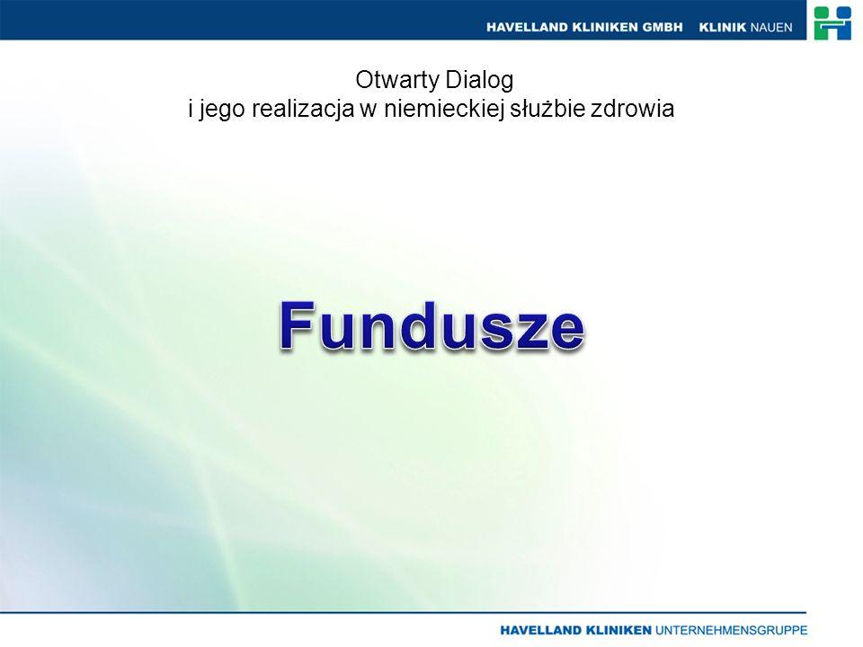 Otwarty Dialog i jego realizacja w niemieckiej służbie zdrowia