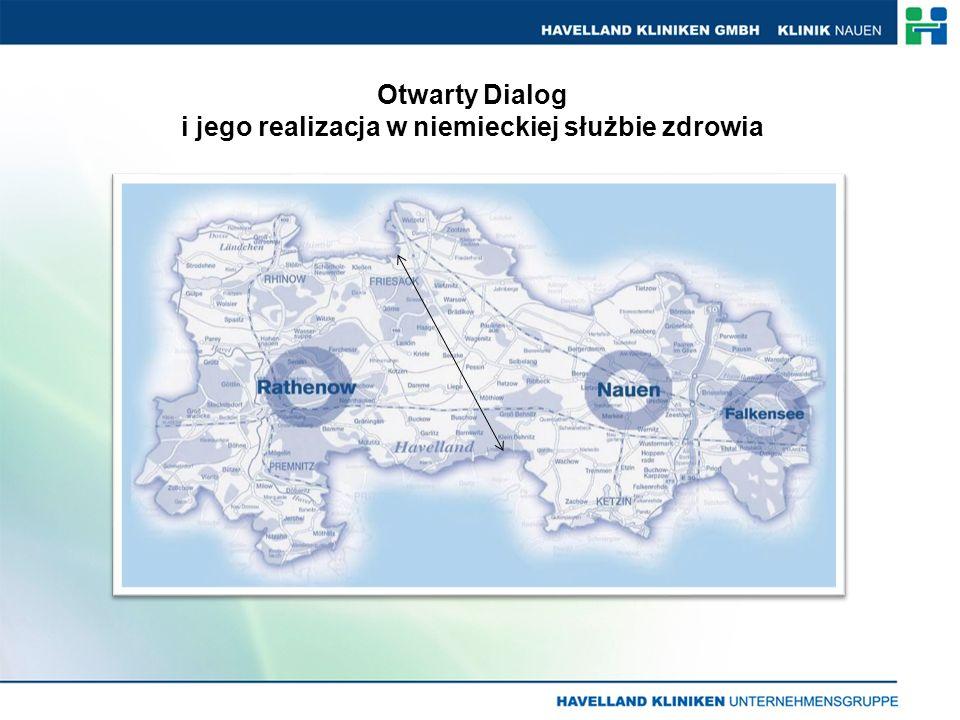 Otwarty Dialog i jego realizacja w niemieckiej służbie zdrowia Klinik für Psychiatrie, Psychotherapie und Psychosomatik