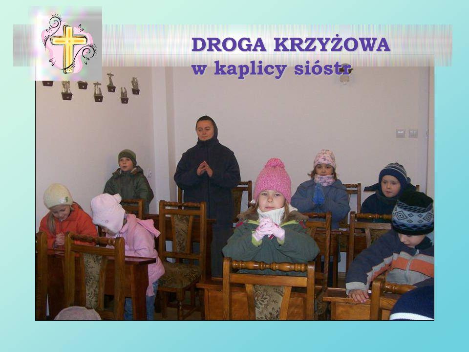 w kaplicy sióstr