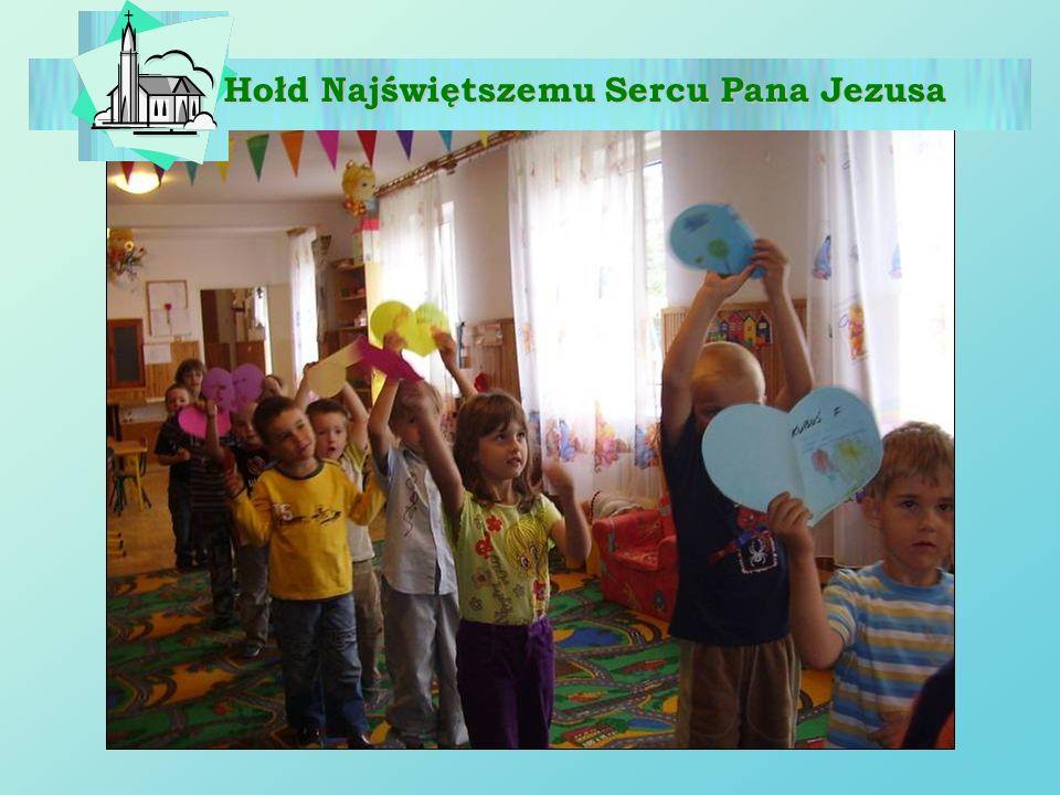 Hołd Najświętszemu Sercu Pana Jezusa