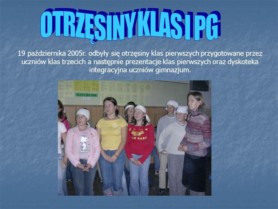 19 października 2005r.