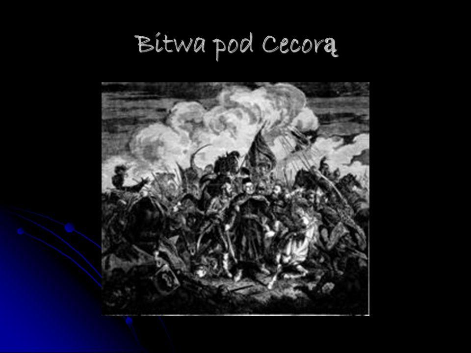 Bitwa pod Cecor ą