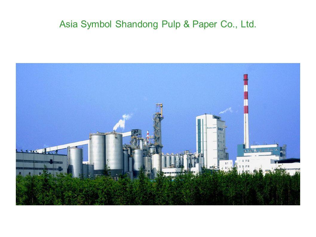 Asia Symbol Shandong Pulp & Paper Co., Ltd.