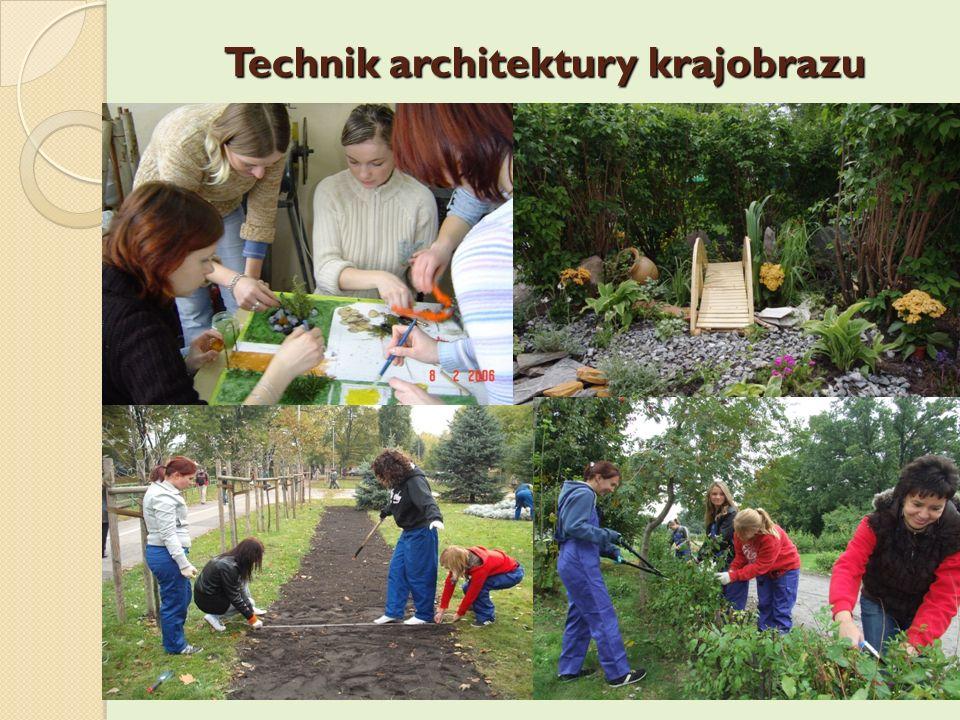 Technik mechanizacji rolnictwa Efekty kształcenia właściwe dla kwalifikacji M.1.