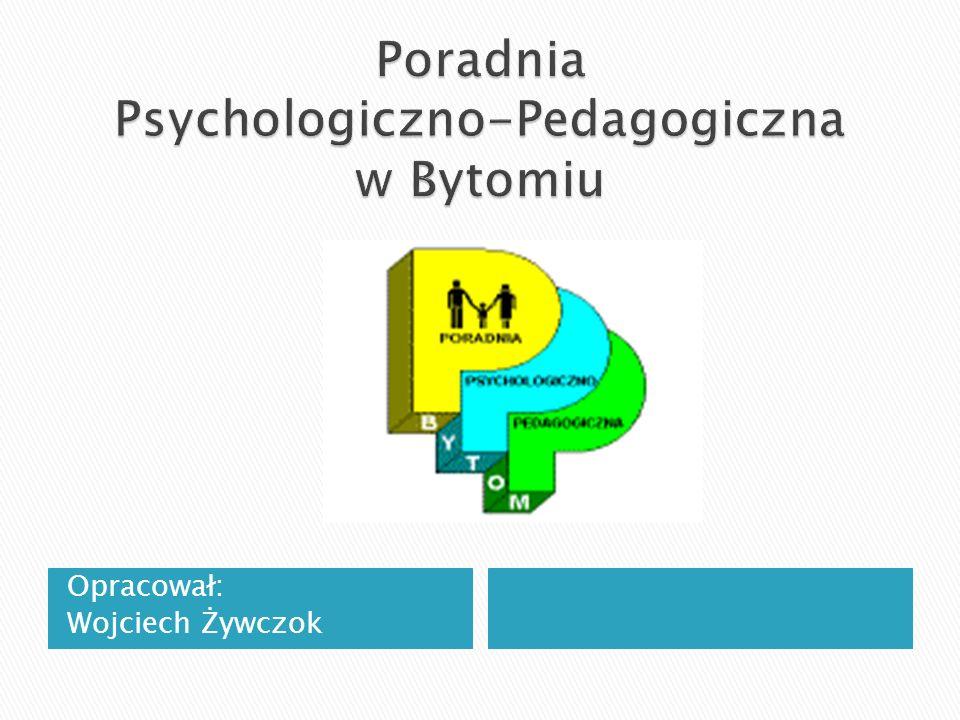 Opracował: Wojciech Żywczok
