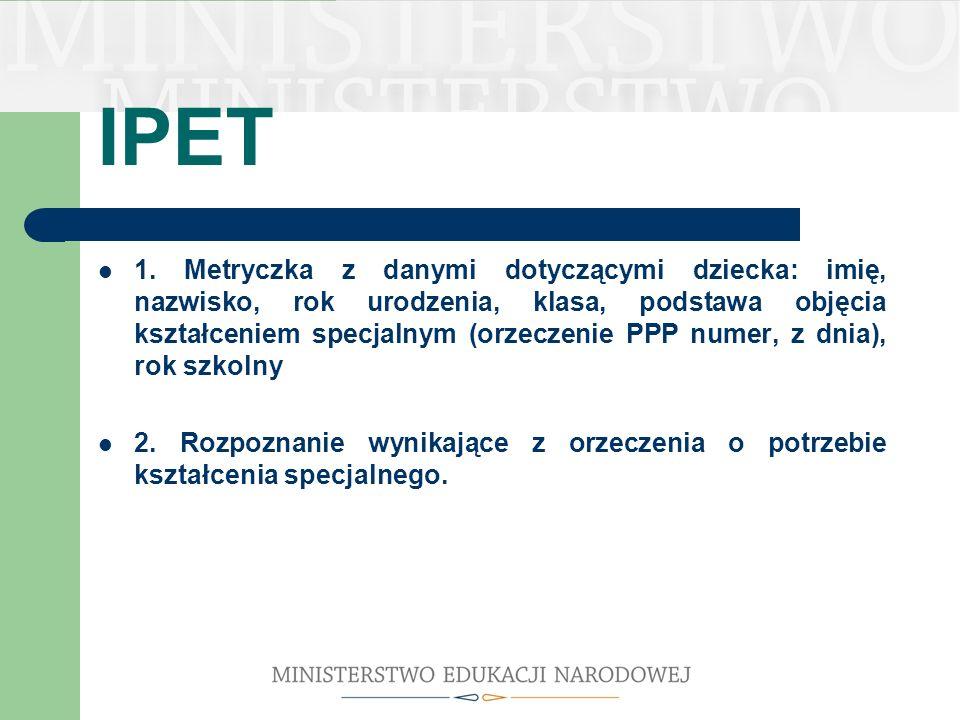 IPET 1.