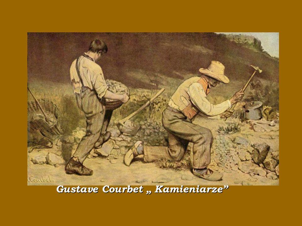 Gustave Courbet Kamieniarze Gustave Courbet Kamieniarze