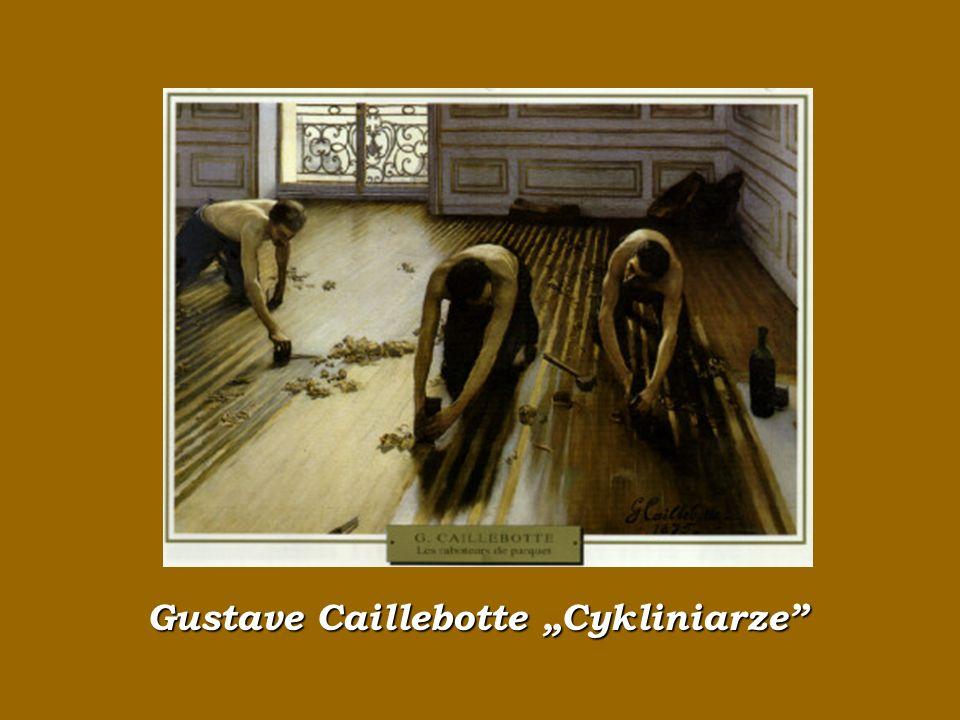 Gustave Caillebotte Cykliniarze Gustave Caillebotte Cykliniarze