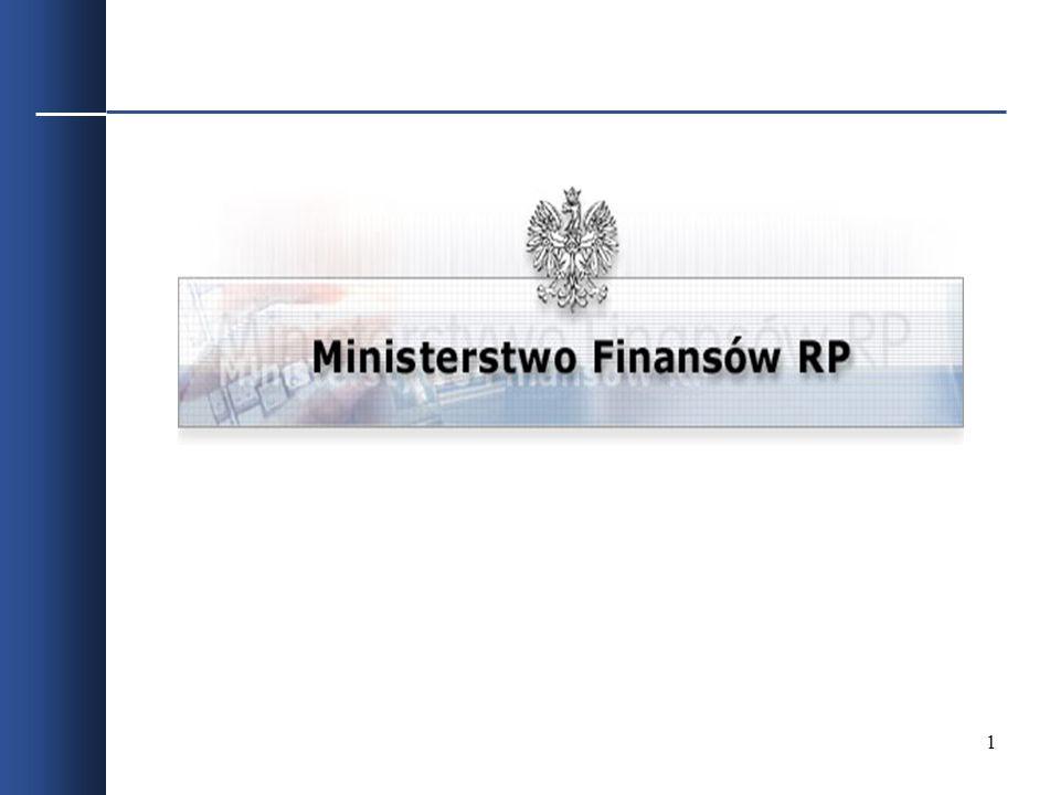 2 Ministerstwo Finansów Rzeczpospolitej Polskiej NOWE ROZWIĄZANIA PRAWNE W ŚWIETLE PROJEKTOWANEJ USTAWY O FINANSACH PUBLICZNYCH - informacja dla jednostek samorządu terytorialnego