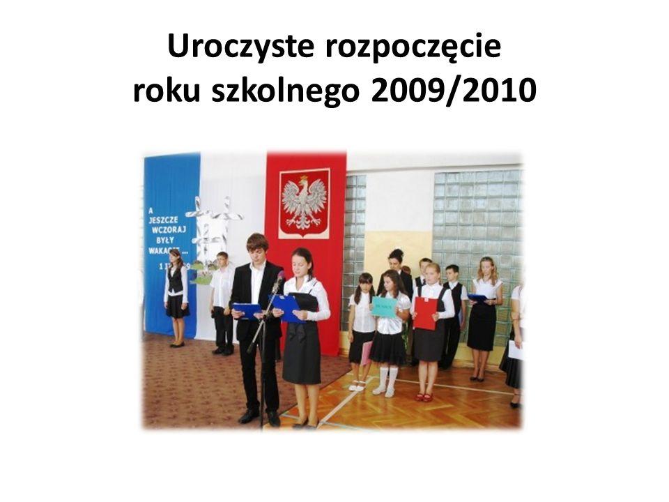 Samorząd Uczniowski włączył się w obchody Dnia Edukacji Narodowej.
