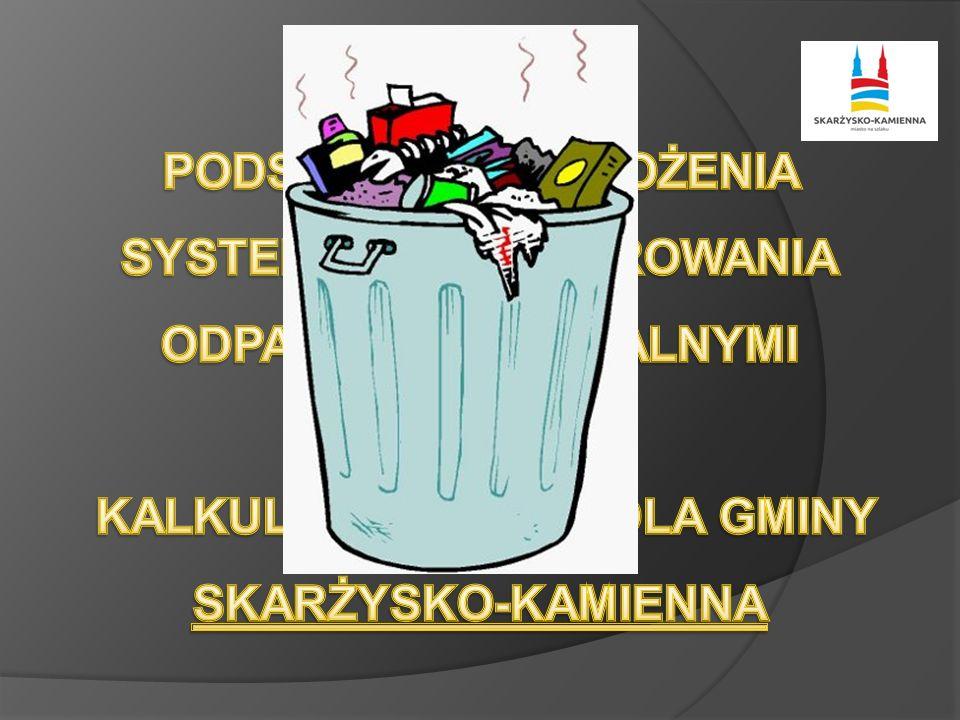 Uchwała o Regulamin utrzymania czystości i porządku w Gminach – uchwała dostosowująca ten dokument do wymogów wynikających z Wojewódzkiego Planu Gospodarki Odpadami – wdrożony do dnia 1.01.2013 r.