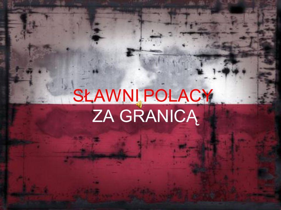 Łukasz Podolski Jest polskim piłkarzem występującym w reprezetacji narodowej Niemiec w piłce nożnej.