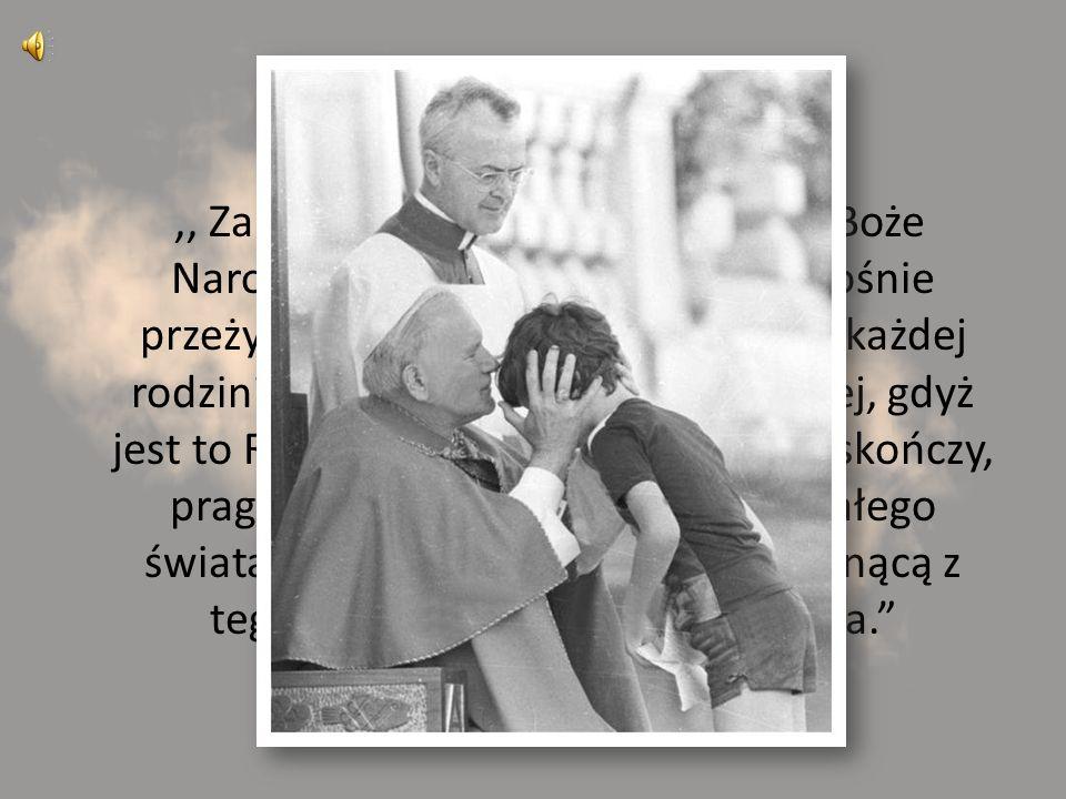 Warto nieustannie powracać do treści tych papieskich dokumentów...