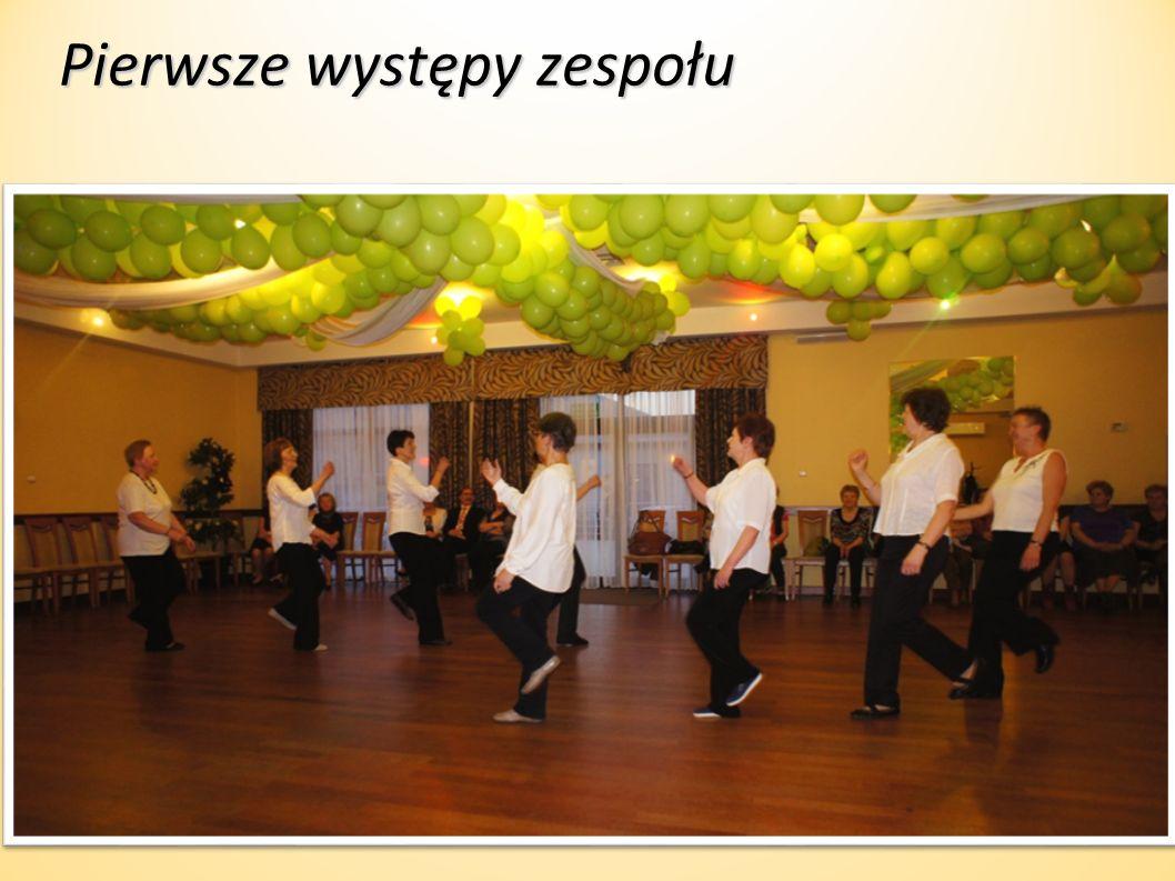 Tworzymy zespół taneczny
