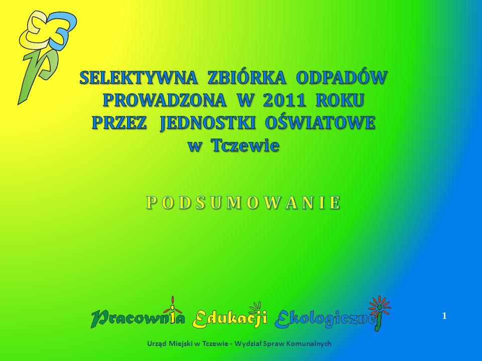 1 Urząd Miejski w Tczewie - Wydział Spraw Komunalnych
