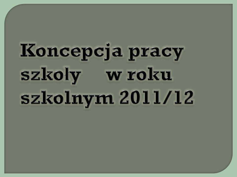 W roku szkolnym 2011/12 zostanie przeprowadzony pomiar poziomu wiedzy i umiej ę tno ś ci uczniów.