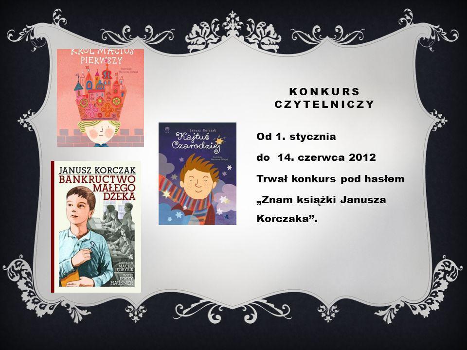 SZTAFETA CZYTELNICZA Uczniowie klas III-VI biorą udział w sztafecie czytania książki Iwony Chmielewskiej pt. Pamiętnik Blumki
