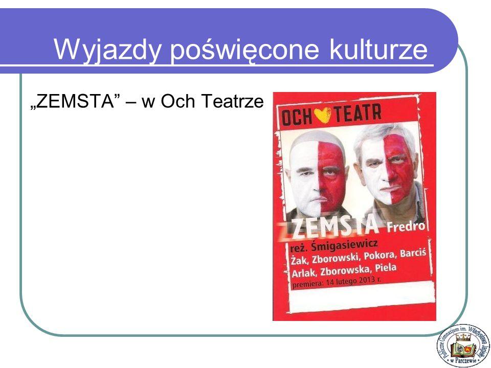 Teatr im. J. Osterwy w Lublinie Wyjazdy poświęcone kulturze