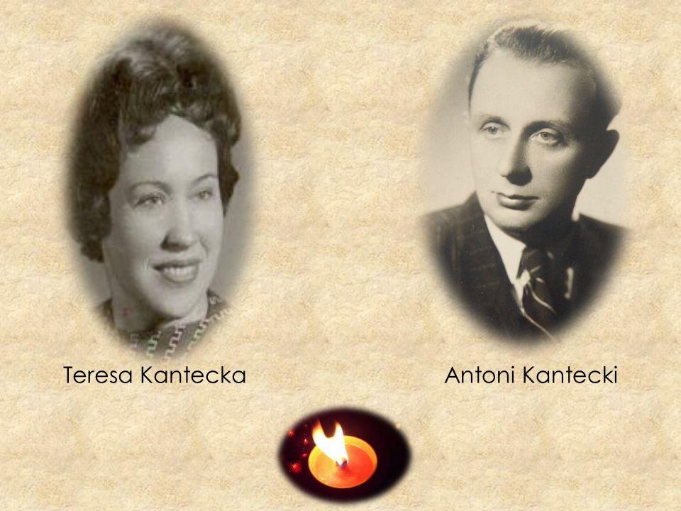 Teresa KanteckaAntoni Kantecki