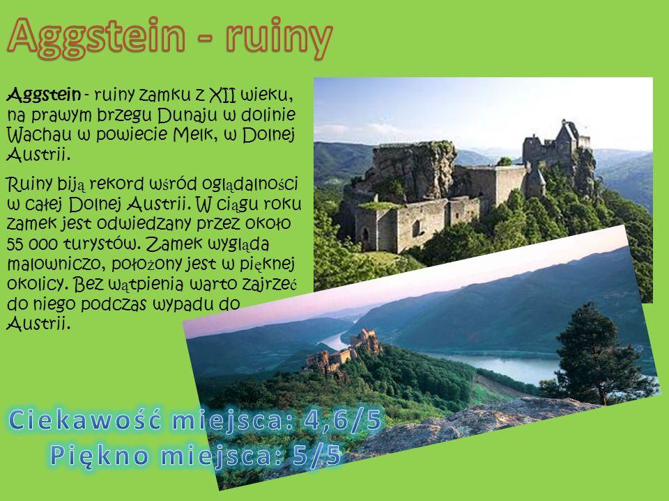 Melk – miasto w Dolnej Austrii, leżące nad Dunajem.
