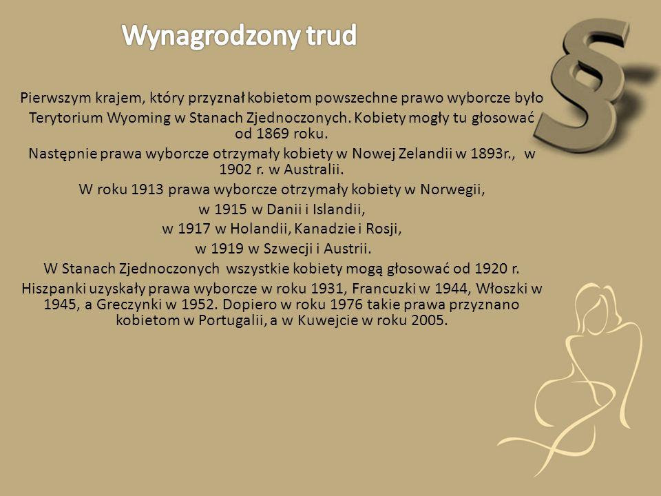 Sufrażystki w Krakowie.