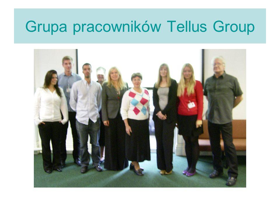 Grupa pracowników Tellus Group