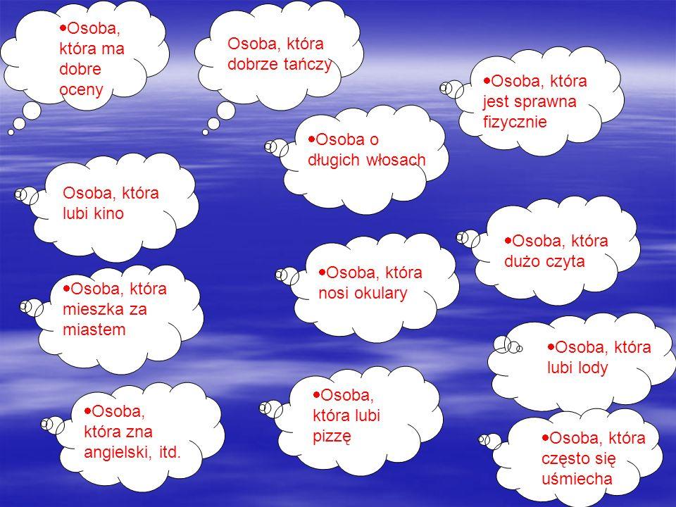Ćwiczenie 2 Ćwiczenie 2 Zabawa integracyjna: BINGO Zabawa integracyjna: BINGO Celem ćwiczenia jest integracja uczestników zajęć i zbudowanie klimatu w