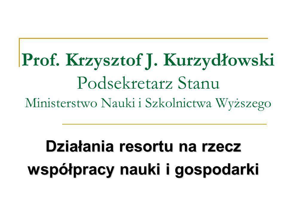 Prof. Krzysztof J.
