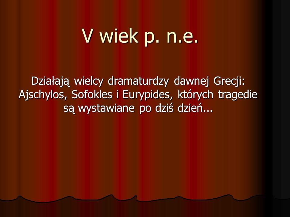 W Polsce… …w 1578 wystawiono z inicjatywy J.
