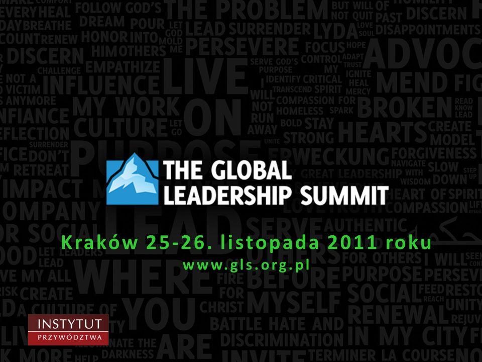 Kraków 25-26. listopada 2011 roku www.gls.org.pl