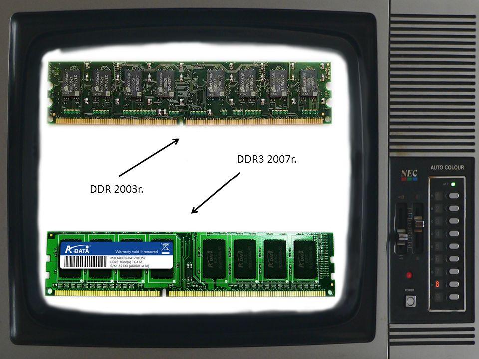 Pojawiły się już prototypy pamięci DDR4 lecz ich oficjalna postać zostanie pokazana w 2014r.