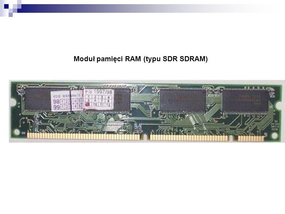Moduł pamięci RAM (typu SDR SDRAM)