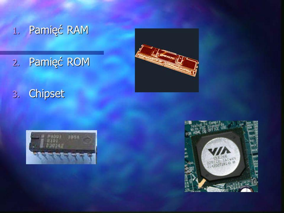 CD-ROM Umożliwia komputerowi odczytywanie płyt CD- ROM, CD, CD-R, CD-RW.