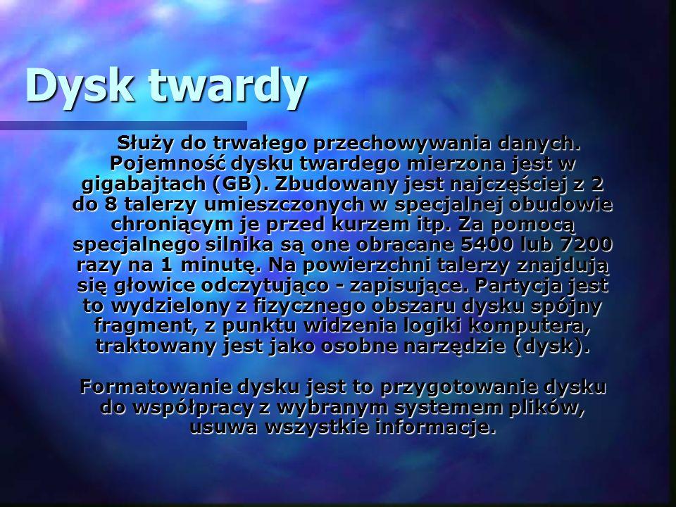 Nagrywarka Nagrywarka Nagrywarka oprócz tego, iż potrafi odczytywać płyty CD- ROM, CD, CD-R i CD-RW, umożliwia także nagrywanie płyt CD-R.