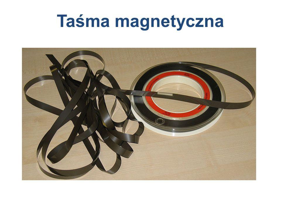 Taśma magnetyczna