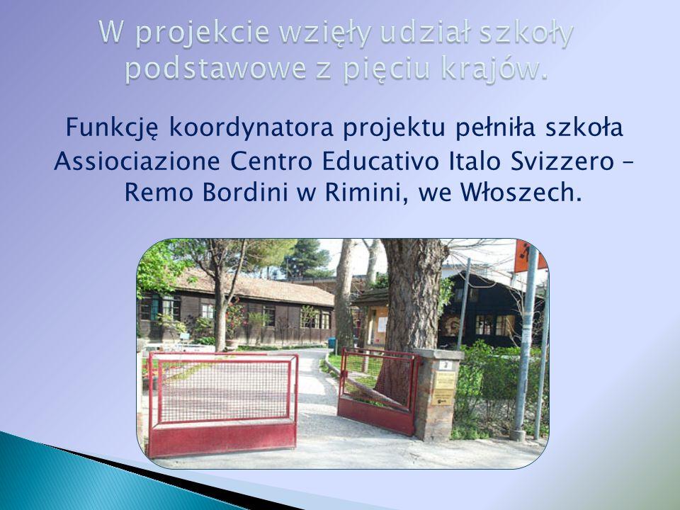 Colegio Publico Felix Grande w Tomelloso w Hiszpanii Anadolu İlköğretim Okulu w Adanie wTurcji