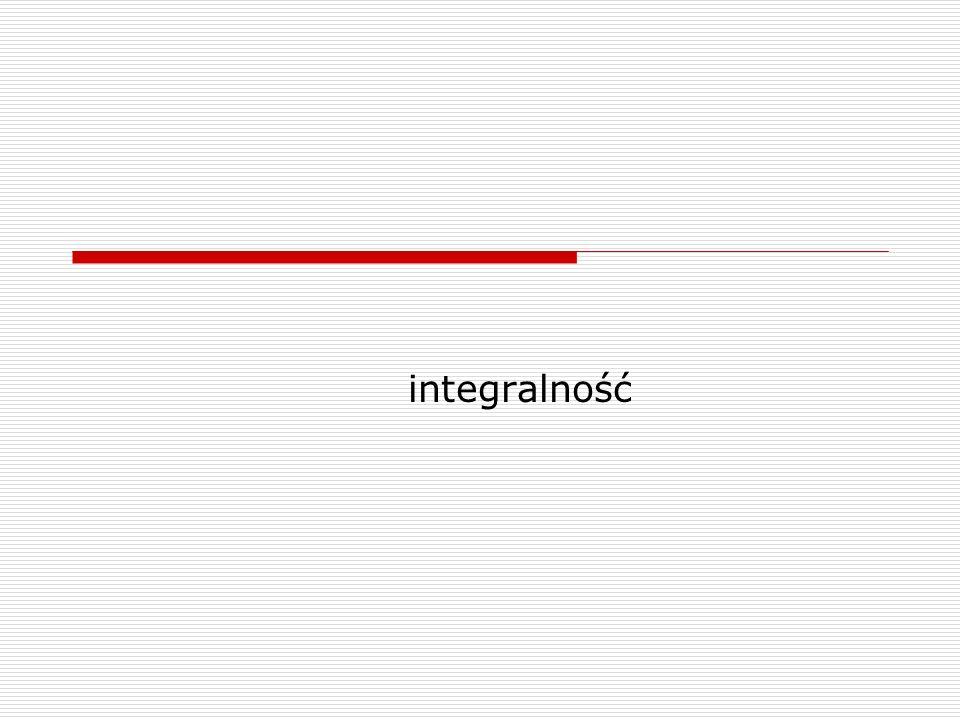 integralność