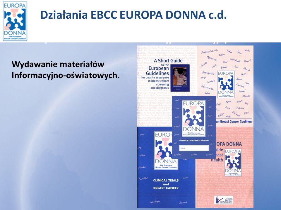 W krajach członkowskich w każdym numerze przedstawione są sprawozdania z działalności, nazwiska i adresy narodowych reprezentantów.