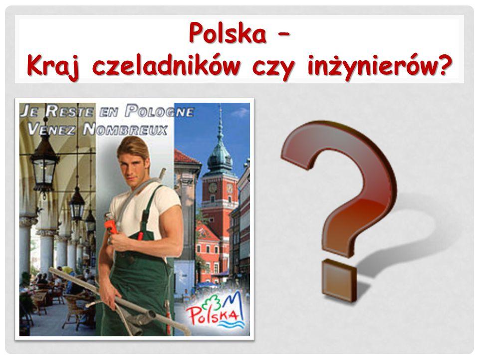 Polska – Kraj czeladników czy inżynierów?