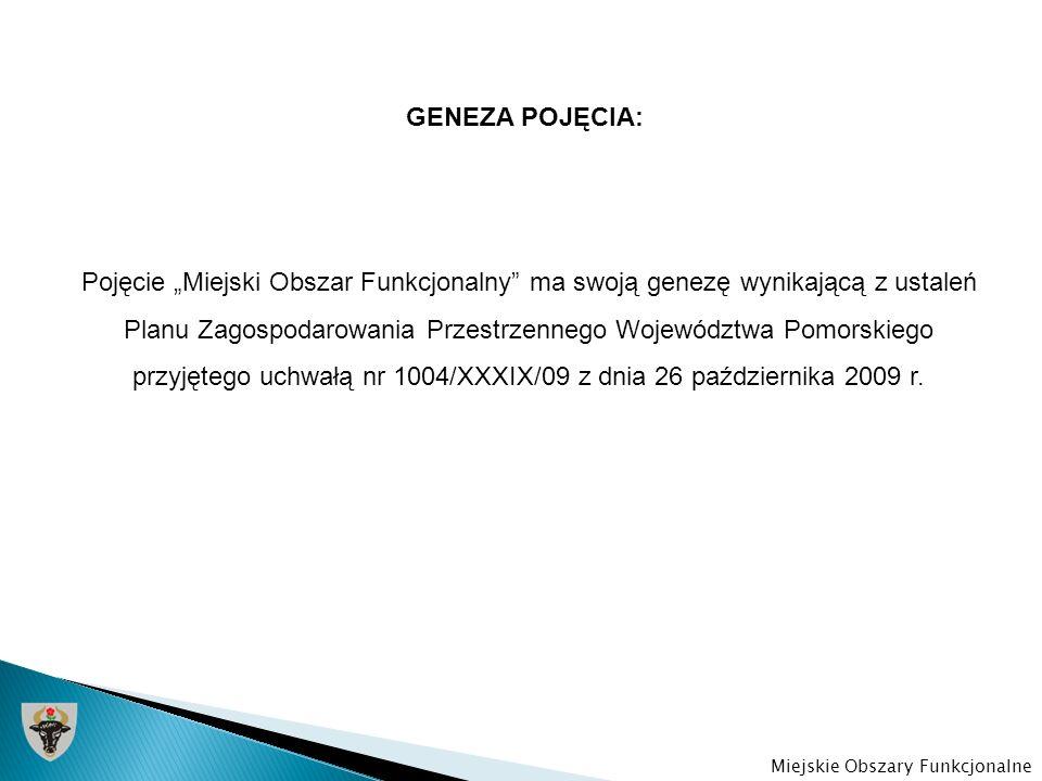Dziękuję za uwagę Tomasz Kamiński Wydział Programów Rozwojowych I Współpracy Zagranicznej Urząd Miejski w Chojnicach Miejskie Obszary Funkcjonalne